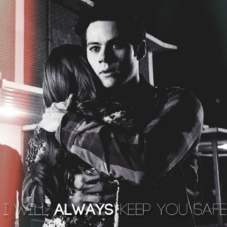 i will always keep you safe