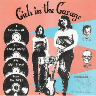 Girls In the Garage. Vol 1