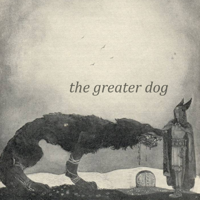 the greater dog