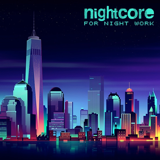 Nightcore for night work - vol.6