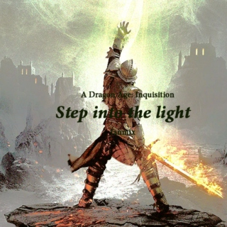 Step into the light
