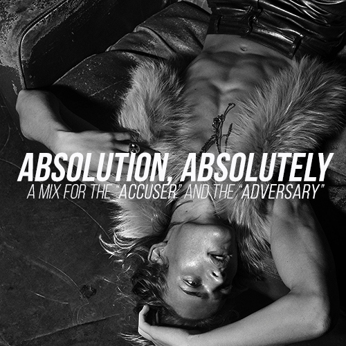 absolution, absolutely