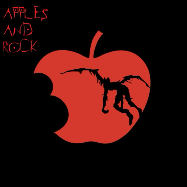 Apples and Rock