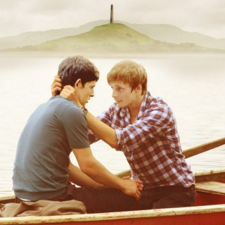 Songs that remind me of Merthur <3