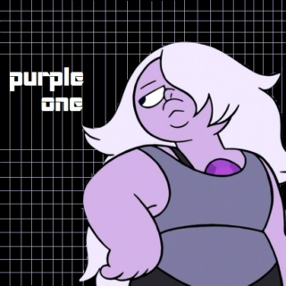 purple one