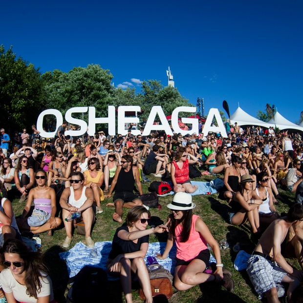 OSHEAGA2015 // friday mix