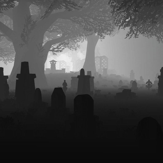 a walk in the graveyard
