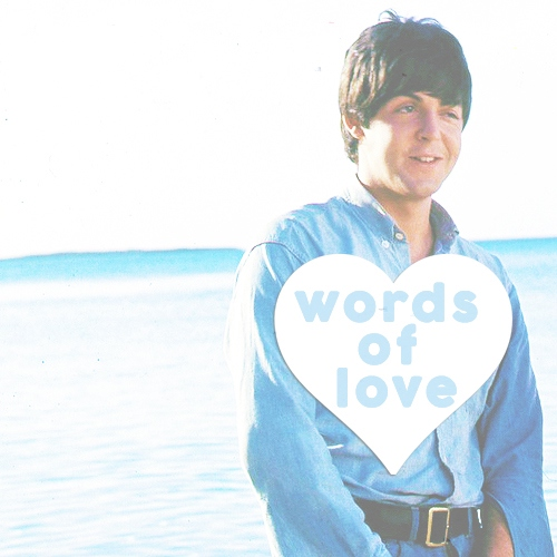 ♡words of love♡