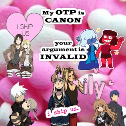 My OTP is CANON!