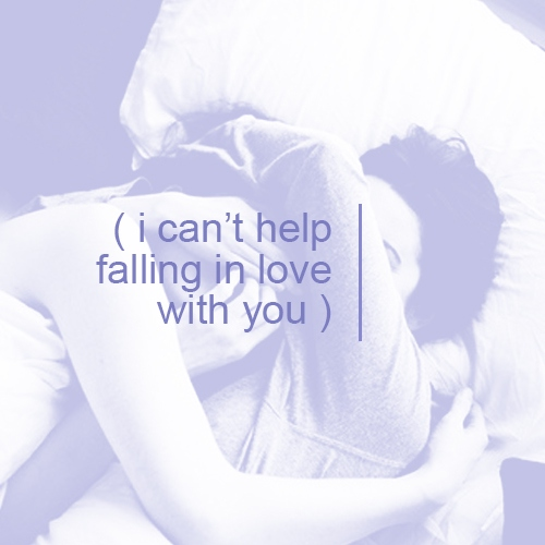 ( i can't help falling in love with you )