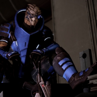 Garrus Vakarian's Calibration MIx
