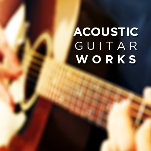 Acoustic Guitar Works