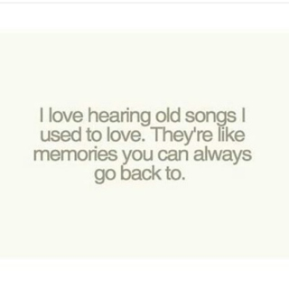 Old Love Songs
