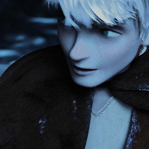 character mix: jack frost