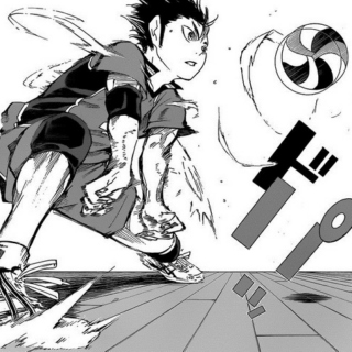 Nishinoya's iPod