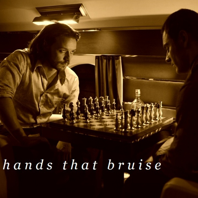 hands that bruise
