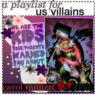 A Playlist for Us Villains