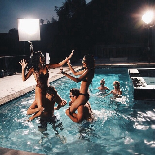latenight dip