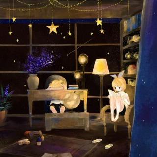 Starlit Night -Kagamine Vers.-