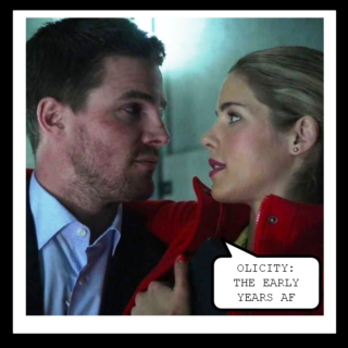 olicity: the early years af