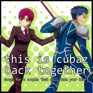 this is cubaz, back together