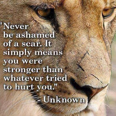 Becoming Stronger