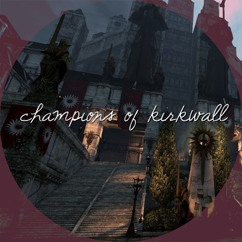 Champions of Kirkwall