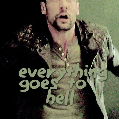 Everything Goes To Hell; A Lance Hunter Fanmix