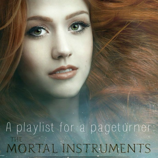A Playlist for a Pageturner: The Mortal Instruments