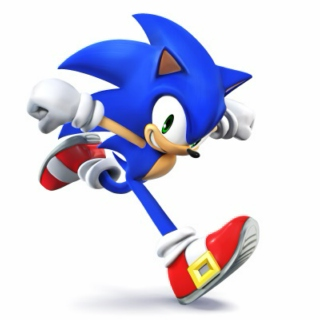 Smash Bros: Sonic The Hedgehog