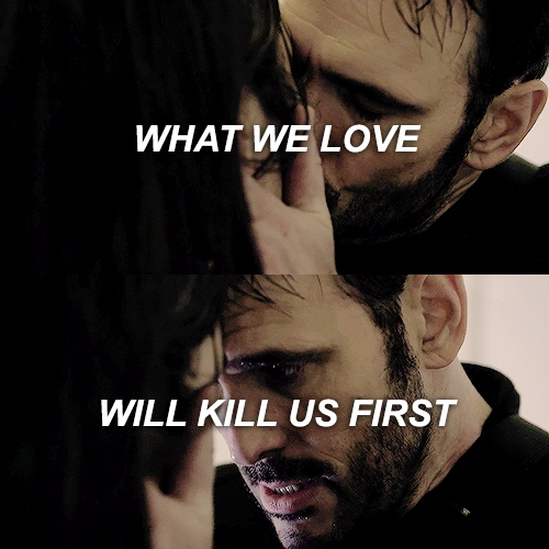 what we love will kill us first