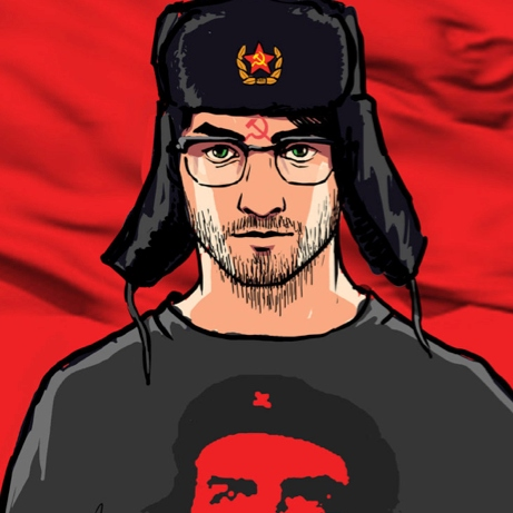 ☭ You're beginning your journey, Comrade ☭