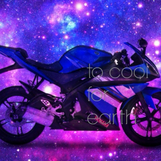 space motorcycles