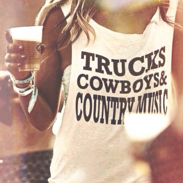 Trucks, Cowboys & Country Music