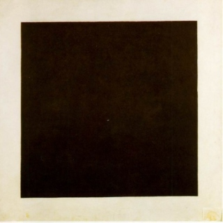 malevich's black square