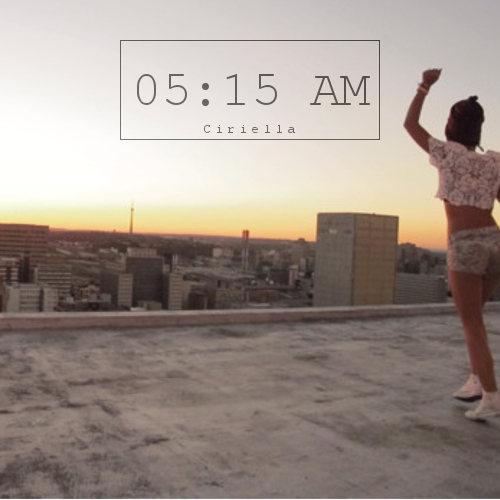5:00 AM - ROOFTOP