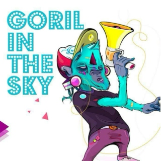 Goril in the SKY