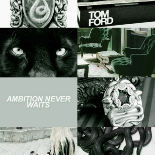 Slytherin: The Ambitious
