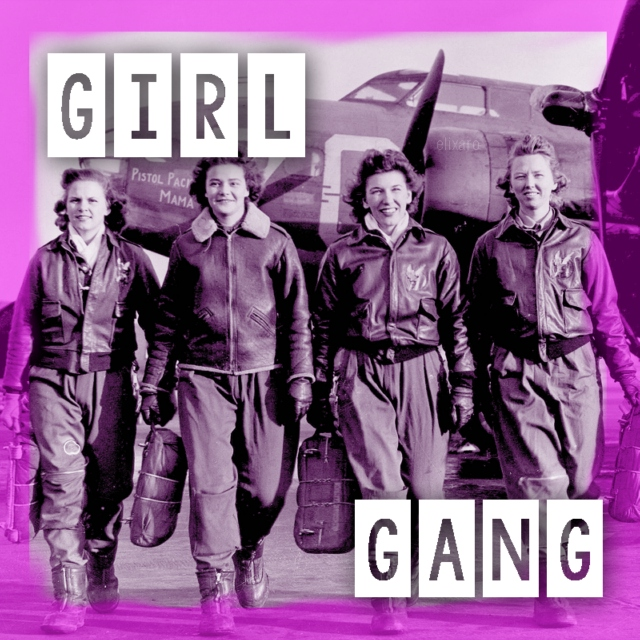 """Girl Gang - The """"Feminist Bitch"""" Edition"""