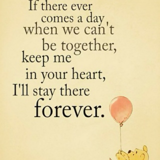 It'll get better and I love you!!