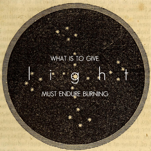 what is to give light