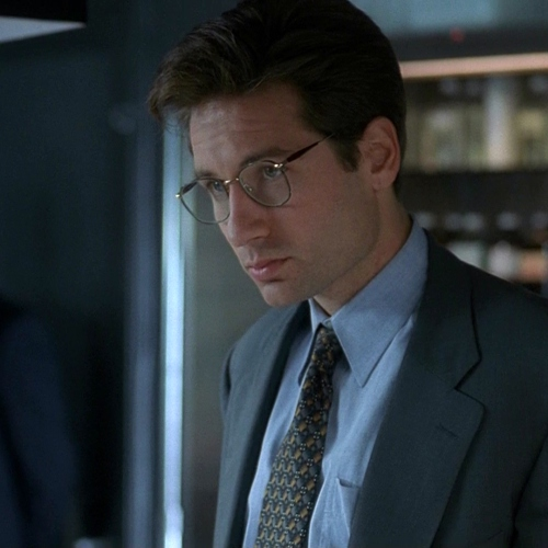 Do You Think I'm Spooky? : A Fox Mulder Playlist