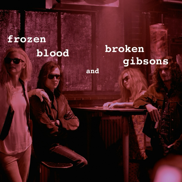 frozen blood and broken gibsons