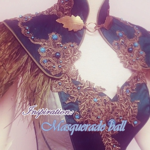 Inspiration - Masquerade ball