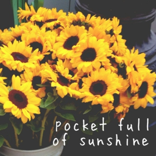 Pocketful of Sunshine