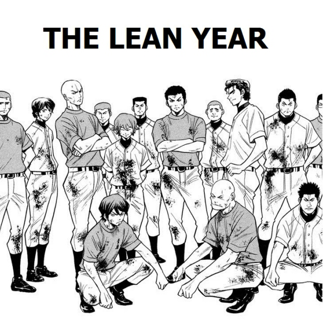 The Lean Year