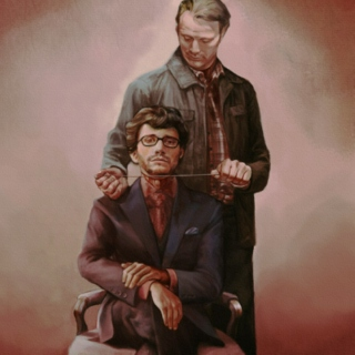 Hannibal Lector/Will Graham