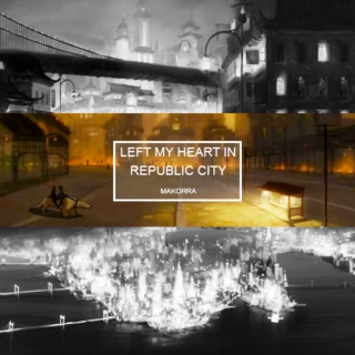 Left My Heart in Republic City