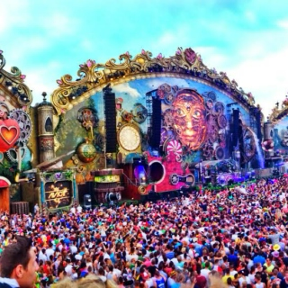 Tomorrowland 2K15 Belgium
