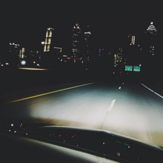 Driving at Midnight